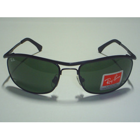 Oculos De Sol Demolidor Rayban 8012 Polarizado Masculino
