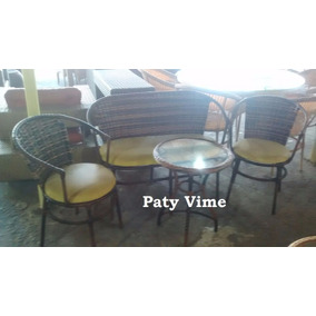 Fibra Sintética Conjunto Cadeiras Varanda Piscina Rj Barato
