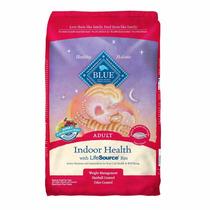 Blue Buffalo Blue Adult Indoor Salmon 2.3kg Alimento P/gato