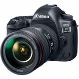 Canon Eos 5d Mark Iv Cámara Con 24-105mm F/4 Is Ii Usm