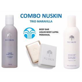 Body Bar, Lufra Y Perennial Nuskin