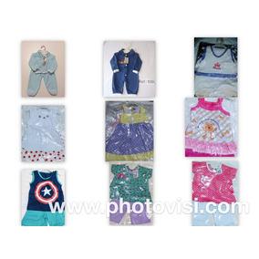 Promoção 10 Roupas Menina/o Bebê Infantil 0 1 3 4 Meses1 Ano