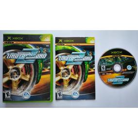 Xbox: Need For Speed Underground 2 Original Eua Completo!!