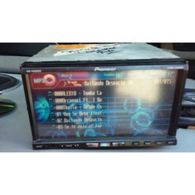 Reproductor Pioneer Dvd Pantalla Tactil