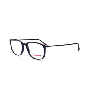 Óculos De Grau Masculino Prada 03h T 55 C 288-1o1 Azul ff74edd387