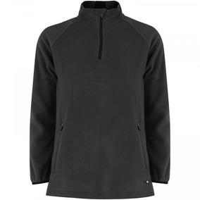c99fab2ba0 Blusa De Frio Fleece Nord Outdoor Bicolor - Vinho