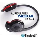 Auricular Bluetooth Mg Bh-503 Man Libres Sd Envio Gratis