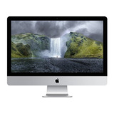 Apple Imac 27 \de Escritorio Con Pantalla Retina 5k - Intel