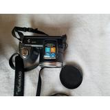 Câmera Fotográfica Semi-profissional Olympus E Acessórios