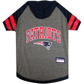 Pets First New England Patriots Sudadera Con Capucha Camiset
