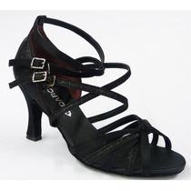 Zapatos Para Bailar Salsa Bachata Ballroom Brillo Brillosos