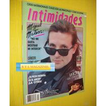 Sasha Sokol Miguel Mateos Maria Sorte Revista Intimidades 88