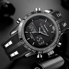 796512f3eaf Relógio Led Watch Digital Wide Masculino - Relógios De Pulso no ...
