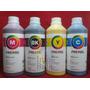 Tinta Pigmentada Hp 4 Litro Inktec Profeel Coreana Frete Gra