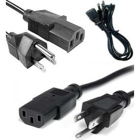 Cable De Corriente Para Pc, Impresora, Rockola