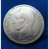 Moneda De Plata 1935 (25 Grms)