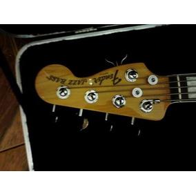 Baixo Jazz Bass Fender American Deluxe 5 Cordas
