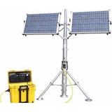 Projeto Construção De Fonte De Energia Solar Portátil 220v