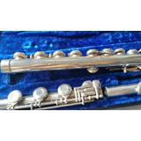 Flauta Transversal Gemeinhardt 2sh - Pé Em Si - Veja!
