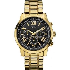 db1d804d1fd Relógio Guess Feminino Vespa 92348lpgsda2 Dourado - Relógios no ...