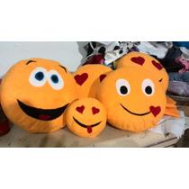 hermosos cojines emoticones emojis