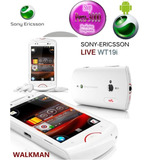 Sony Ericsson Wt19i Live Walkman Wifi 5mp Original Pedido