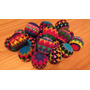 Hermosas Pelotas Tejidas En Crochet Para Malabares Y Circo