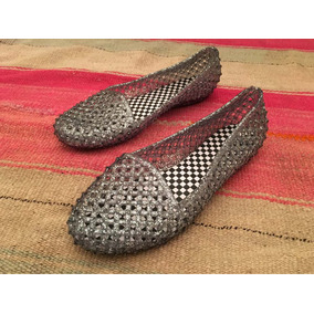Zapatos Goma Silicona Para Lluvia Mujer Talle 36