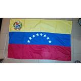 Bandera De Venezuela 130x85 Acepto Cambios
