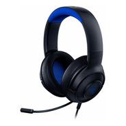 Auriculares Razer  Kraken X For  Console Gamer Wired Headset