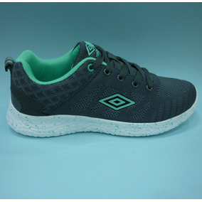 Zapatos Umbro Originales Para Damas - Um16509w Grey