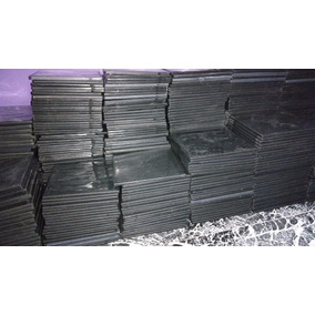 Cajas Dvd Slim Dobles X 100 Unidades