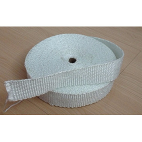 30 Mts Cinta Termica Doble Para Moto, Autos, Escapes Headers