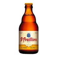 Cerveja St Feuillien Blonde Belga 330 Ml