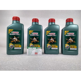 Troca Oleo Castrol 5w40 508 88 100% Sintetico Vw Audi Honda