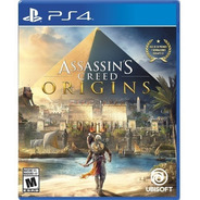 Assassins Creed Origins - Ps4 Fisico Nuevo & Sellado