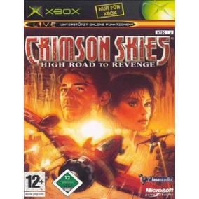 Crimson Skies Xbox Classic Original Japonês Novo Lacrado