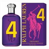 Perfume Mujer Ralph Lauren Polo Big Pony N°4 100 Ml