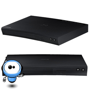Samsung Dvd Blu Ray Bluray Wifi Netflix Youtube Usb Smart Tv