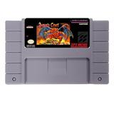 Demons Crest Snes Super Nintendo Generico