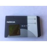 Pila Nokia Bl-6c 6265 6275 E70 2865 Original Tienda Virtual
