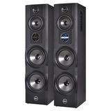 Mp Bocina Qfx Torre Bluetooth Usb Sd