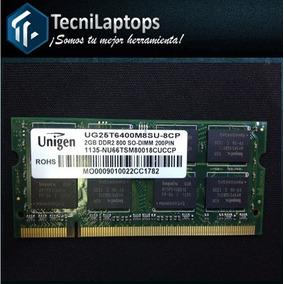 Memoria Para Laptop Ddr2 2gb Bus 800