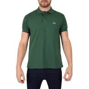 e23ecdb0d6a78 Camisa Lacoste - Camisa Pólo Manga Curta Masculinas no Mercado Livre ...