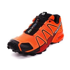 Zapatilla Salomon Speedcross 4 Naranja