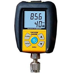 Manometro Medidor Digital Vacio Fieldpiece Svg3 Envio Gratis