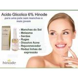 Acido Glicólico Hinode Tira Manchas Do Rosto