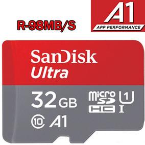 Cartão De Memória Sandisk Micro Sd 32 Gb 80 Mb/s