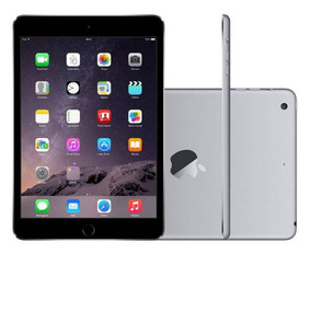 Apple Ipad Mini 4 128gb Wifi Retina A8 Touch Id 7,9