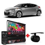 Dvd Player Automotivo Pioneer + Brinde P/ Hyundai Veloster